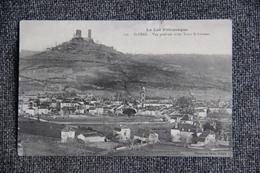 Saint - Céré :Vue Générale Et Les Tours St Laurent - Saint-Céré