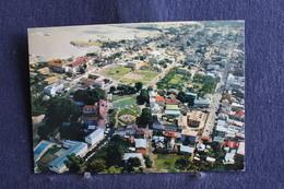 E-179 / Francaise  /  Guyane - Cayenne,    Vue Aérienne Sur Le Centre De La Ville / Circule - Cayenne