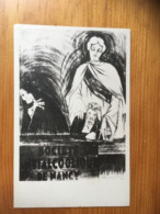 Société Antialcoolique De Nancy Concours D'affiches Antialcooliques : Mention Robert CADORE / CPA Alcool - Nancy