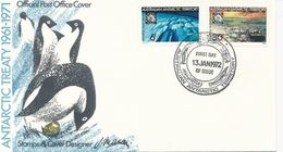 TERRES AUSTRALIAN ANTARCTIC TERRITORY - DAVIS  -   26.6.1972 - Australisches Antarktis-Territorium (AAT)