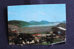 E-180 / Ghana -  Gold Coast,  Akosombo Dam / Circule - Ghana - Gold Coast