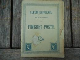 Album Universel De Timbres-poste - Libros, Revistas, Cómics