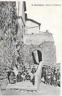 11     Puichéric     Entrée Du Chateau - France