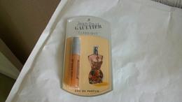 Echantillon Tube Jean Paul Gaultier Classique Eau De Parfum 1,2 Ml - Perfume Samples (testers)