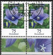 2011  Allm. Fed. Deutschland  Mi.2835 Used  Blumen :  Ballonblume (Platycodon Grandiflorus) - Gebraucht