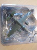 CARTONCAV / MODELE REDUIT EN METAL éditions Altaya Ou Delprado SUPER DETAILLé ! AVION 39-45 B-26 MARAUDER état Neuf - Luchtvaart