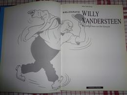 Bibliografie Willy Vandersteen, Van Kitty Inno Tot De Geuzen - Suske & Wiske
