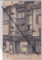 Reims (51) Porte Du Chapitre (cycliste Militaire) N° 32 - Reims
