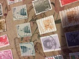 USA LE CARROZZE 1 VALORE - Briefmarken