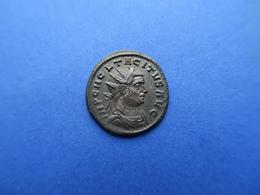TACITUS.   -   (275 - 276) AD   -  AE Antoninianus  3,92 Gr.  -  Donkere Zilverlaag.  -  ROME   -   RIC 97  -   SUPER! - 5. Der Soldatenkaiser (die Militärkrise) (235 / 284)