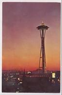 USA - AK 379925 Seattle - The Space Needle - Seattle