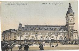 PARIS : LA GARE DE LYON - Frankreich