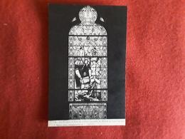 No 207  Manche  50  Saint  Lo  Vitrail Courcy - Saint Lo