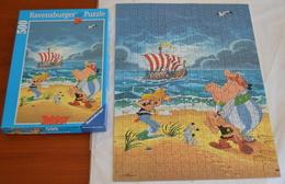 """ASTERIX Puzzle Ravensburger 500 Piéces """"Les Vikings"""" 36X49 Complet Bon état Voir Photo - Puzzles"""