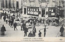 PARIS : L'ORAGE DU 15 JUIN - Other