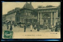 CPA  LE CATEAU  LE MARCHE    / A1 - Cartes Postales