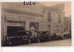 DEPT 33 : Précurseur : J Richard Auto école Burgalasse  190-192 Rue Judaïque Bordeaux ( Citroën , Renault , Rosengart - Bordeaux