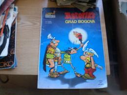 Asterix Grad Bogova Gosini Udezo Nisro Forum Novi Sad - Bücher, Zeitschriften, Comics