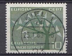 Bund  1962  Mi.nr.: 383 Europa   Gestempelt / Oblitérés / Used - Gebraucht