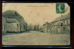 CPA  LA LONGUEVILLE  ROUTE DE BAVAI    / A1 - Cartes Postales