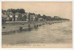 80 - Saint-Valéry-sur-Somme  -  Quai Blavet - Saint Valery Sur Somme