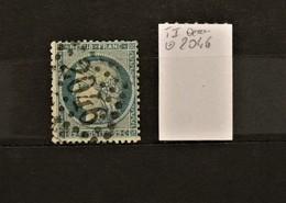 05 - 20 // France N° 60 Type 1 Oblitération GC 2046 - Lille Nord - 1871-1875 Cérès