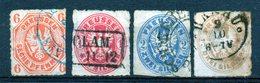 Allemagne Anciens Etats Prusse Oblitéré - Preussen (Prussia)