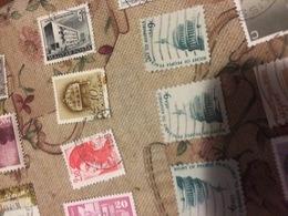 USA MONUMENTI 1 VALORE - Briefmarken
