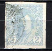 BOSNIA ERZEGOVINA - 1913 - DONNA IN COSTUME BOSNIACO - USATO - Bosnien-Herzegowina