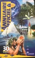 POLYNESIE FRANCAISE  -  PhoneCard  - Annuaire 1999  -  30 Unités  -  PF  85 - Frans-Polynesië