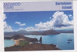 ECUADOR - AK 379960 Galapagos - Islands -Bartolome Island - Ecuador