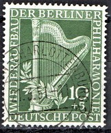 (659) Deutschland/ Berlin--Mi.-Nr. 72 Berlin-Stempel, Pracht, 2 Bilder,, Michel 40 Euro - Berlin (West)