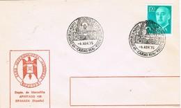 36628. Carta CIUDAD REAL 1975. VIII Centenario Muerte Fernando De La Cerda Hijo Alfonso X - 1931-Hoy: 2ª República - ... Juan Carlos I