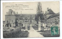 Château De Sauveboeuf Près Montignac Dordogne - VENTE DIRECTE X - Frankreich