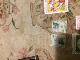 USA IL TEMPLIO 1 VALORE - Briefmarken