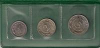 Yugoslavia 1968/71. Coin Set - Yougoslavie