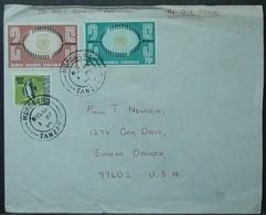 Kenya Uganda Tanzania - Cover To USA 1970 UNO Fish Morogoro - Kenia (1963-...)