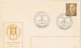 36630. Carta TORRELAVEGA (Cantabria) 1975. Salon Del Mueble - 1931-Hoy: 2ª República - ... Juan Carlos I