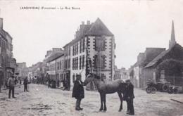 29 - Finistere -  LANDIVISIAU - La Rue Neuve - RARE - Landivisiau