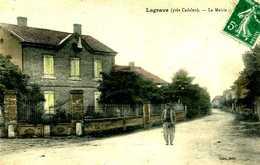 LAGRAVE Pres Cadalen  =  La  Mairie   1488 - Andere Gemeenten