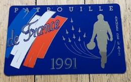 Patrouille De France 1991 - Militaria