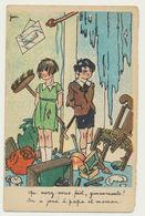 Humour - Jani - Enfants...qu'avez Vous Fait, Garnements... - Autres Illustrateurs