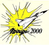 Armée De L'Air- Mirage 2000 - Militaria