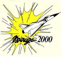 Armée De L'Air- Mirage 2000 - Ohne Zuordnung