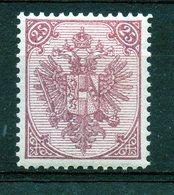 Bosnie-Herzégovine Administration Austro -hongroise  Neuf * - Bosnien-Herzegowina