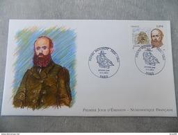 FDC France 2011 : Henri Mouhot (1826-1861) - FDC