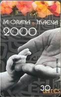 POLYNESIE FRANCAISE  -  PhoneCard  - Maeva 2000  -  30 Unités  -  PF 93 - French Polynesia