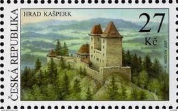 2020 : Po 1064 Le Château De KASPERK (région De SUMAVA) - Ungebraucht