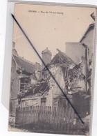 Reims (51) Rue De L'Avant Garde (suite Bombardement ) - Reims