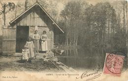 27 GANSY - LAVOIR DE LA VAUSONNIERE - Autres Communes
